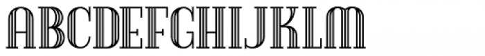 Debonair Inline NF  Free Fonts Download